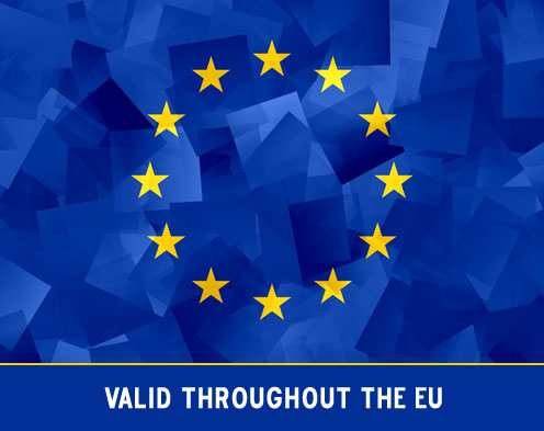 valid throughout the EU